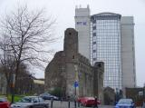 Swansea Castle Ruins (or is it the British Telecom building)