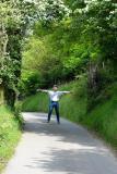 Narrow Lane RhymneyValley