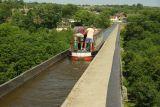 Pontcysyllte Aquaduct (mind the drop!)