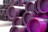 purple pipes