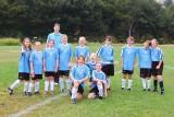 Soccer, fall 2009