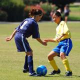 Soccer, fall of 2010