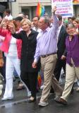 Hillary and Bloomburg