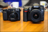 Nikon P7000 and D7000
