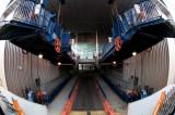 Docking w ferry