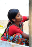 The Fate of a Pretty Indian Woman: