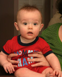 Ricky at 8 months
