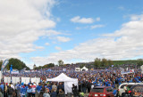 La Marche Bleue / The Blue march