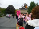 Hershey's Tour de Pink 2008