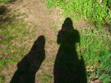 Family Therapy~Me and my shadow 4-20-06