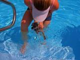 1st swim 4 Max5-29-06
