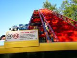 Goofys roller coaster ride