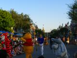Tigger, Pooh and Eeyore