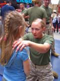 Self Defense Lesson