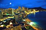 Waikiki at Twilight