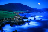 Big Sur Moonlight