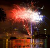 Echo Park Fireworks