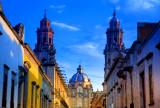 Morelia Cathedral Mexico