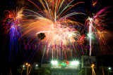 Rose Bowl Fireworks