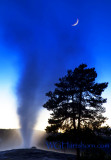 Old Faithful Twilight
