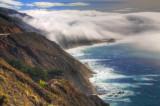 Big Sur Hwy 1 Descending Mist...