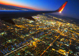 Citylights from Above