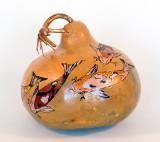 Koi Gourd
