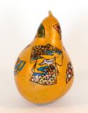 Kimono & Fan Gourd