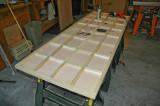 04 work surface fabrication