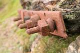 24th December 2005 - rusty bolts