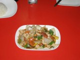 Spicy salad