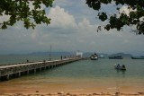 Koh Phayam pier
