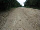 Good road on Koh Samet