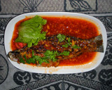 Fish in 3 spices - again!