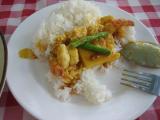 Prawn Curry - tasty!