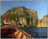 Cruising aroung Phi Phi