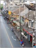 Soi off of Silom road