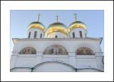 Dmitrov. Cathedral of the Assumption in Dmitrov's Kremlin.1509–1523.