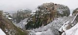 Meteora Metamorphosis monastery