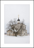 Village of Kideksha. The Church of Saint Boris and Saint Gleb 1152