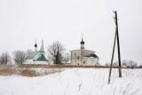 Vladimir region, village of Kideksha
