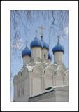Moscow region. Village of Batyushkovo, Nikolskaya (St. Nicolas) church. 1666