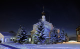 The town of Suzdal