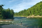 Khara-Murin river, East Siberia