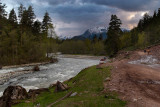 republic of Karachaevo-Cherkessia, Big Zelenchuk river
