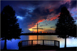 Lake Sybelia Sunset, Maitland, Florida
