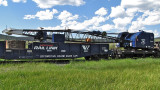 MRL 100301 Crane - Blossburg, MT (7/9/10)