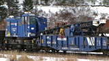 MRL 100411 Crane - Avon, MT (1/13/11)