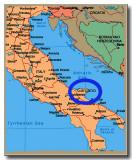 GARGANO Peninsula and JESI