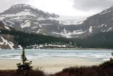 Bow Glacier and Bow Lake